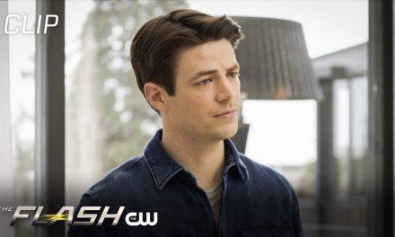 The Flash   Season 7 Episode 10   Investigation At Fairweather Mansion Scene   The CW