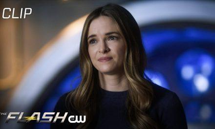 The Flash | Season 7 Episode 10 | Alexa, Barry, Caitlin, And Cisco Train Scene | The CW