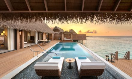 Waldorf Astoria Maldives award space currently open at the old rates