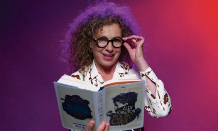 A Reading from Alex Kingston | The Ruby's Curse | Doctor Who