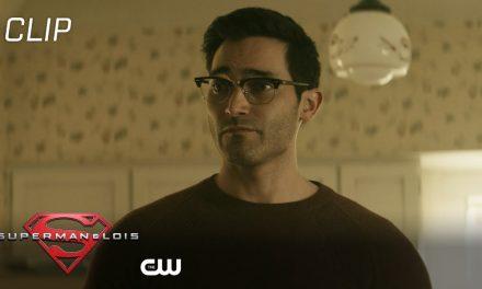 Superman & Lois   Season 1 Episode 6   Clark Asks Jordan To Sit Out The Game Scene   The CW
