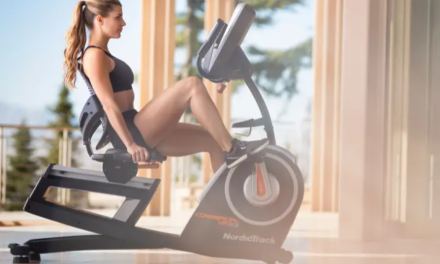 Looking for a low-impact cardio workout? Get a recumbent bike.