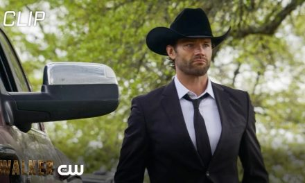 Walker | Season 1 Episode 12 | Remembering Emily Scene | The CW