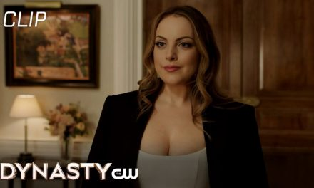 Dynasty | Season 4 Episode 3 | Making Things Right Scene | The CW