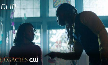 Legacies | Season 3 Episode 13 | Kaleb Confronts Cleo Scene | The CW
