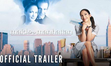 MAID IN MANHATTAN – Official Trailer [2002] (HD)