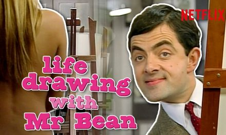 Mr Bean Goes To A Life Drawing Class…   Netflix