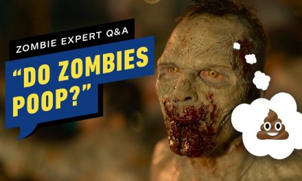 A Zombie Expert Answers Questions About the Undead