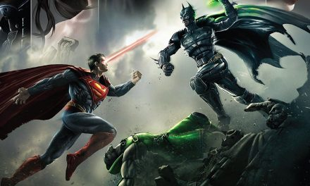 Injustice Animated Movie Coming From DC | Screen Rant