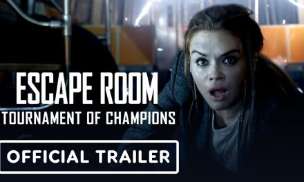Escape Room: Tournament of Champions – Official Trailer (2021) Taylor Russell, Logan Miller