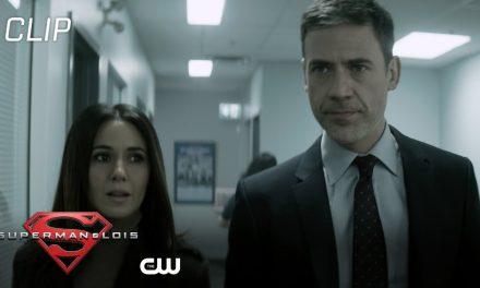 Superman & Lois | Season 1 Episode 7 | Lana And Edge Talk In The Office Scene | The CW
