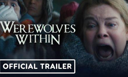Werewolves Within – Official Trailer (2021) Milana Vayntrub, Sam Richardson