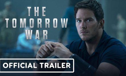 The Tomorrow War – Official Trailer (2021) Chris Pratt, Yvonne Strahovski