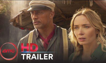 JUNGLE CRUISE – Trailer (Dwayne Johnson, Emily Blunt, Edgar Ramírez) | AMC Theatres 2021