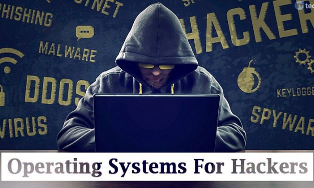 Comment on 10 Best Operating Systems For Hackers in 2021 by Ghosthacker