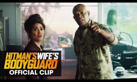 """The Hitman's Wife's Bodyguard (2021 Movie) Official Clip """"Get Me Anyone But Michael Bryce"""""""