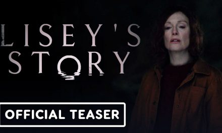 Stephen King's Lisey's Story – Exclusive Official Teaser (2021) Julianne Moore, Clive Owen