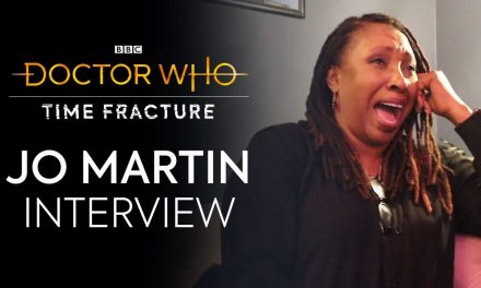 A Sit Down with Jo Martin | Time Fracture | Doctor Who