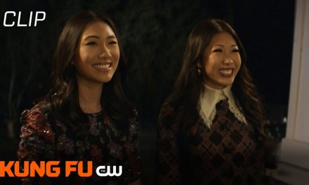 Kung Fu | Season 1 Episode 8 | Nicky And Althea Party Bus Scene | The CW