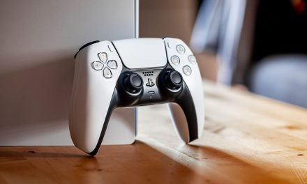 Today I learned the PS5's controller can buzz along to your music on Spotify