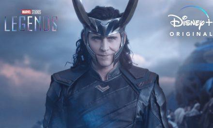 Loki   Marvel Studios Legends   Disney+