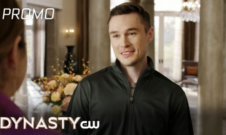 Dynasty   Season 4 Episode 6   A Little Father-Daughter Chat Promo   The CW
