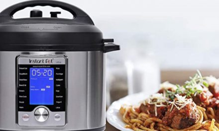 Amazon Has This Incredible Instant Pot Ultra as Their Deal of the Day That Is Up To 50% Off