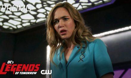 DC's Legends of Tomorrow | Season 6 Episode 6 | Bishop's Gambit Promo | The CW