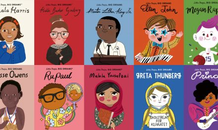 Why 'Little People, BIG DREAMS' Books Should Be On Every Parent's Radar
