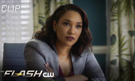 The Flash   Season 7 Episode 12   Iris And Kamilla Talk About The Applicants Scene   The CW