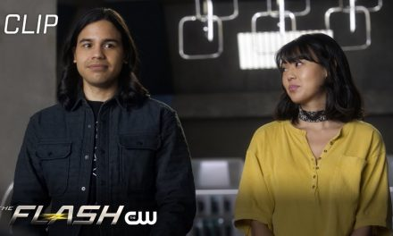 The Flash   Season 7 Episode 12   Cisco And Kamilla Explain Why They Are Moving Scene   The CW