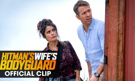 """The Hitman's Wife's Bodyguard (2021 Movie) Official Clip """"Boring Is Always Best"""" – Ryan Reynolds"""