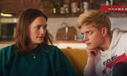 Mae and George's Story   Feel Good   Netflix