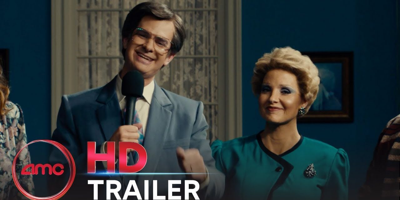 THE EYES OF TAMMY FAYE – Debut Trailer (Jessica Chastain, Andrew Garfield) | AMC Theatres 2021