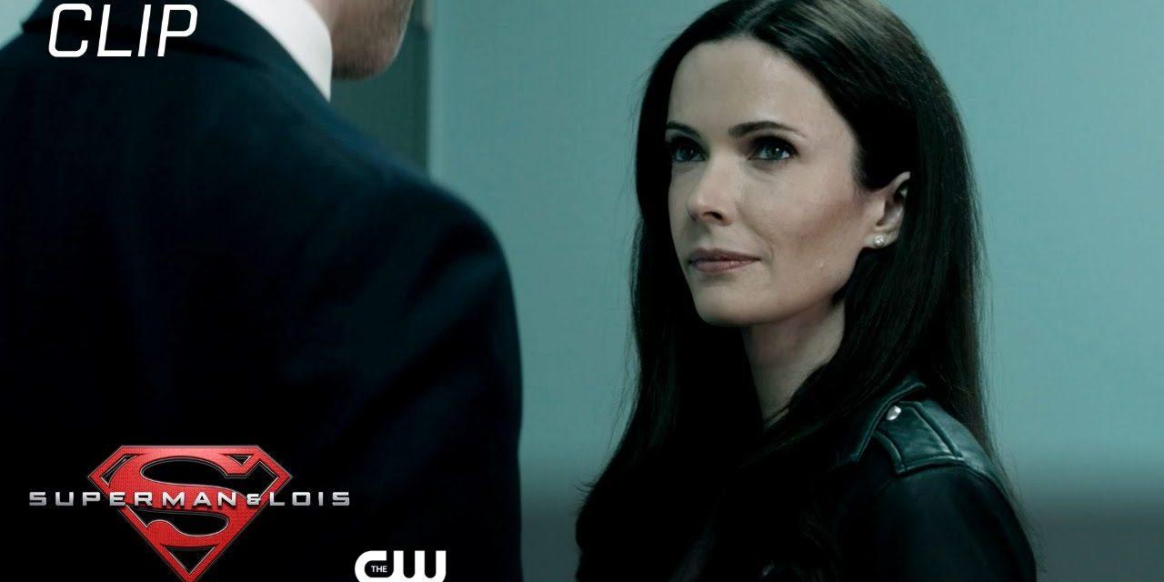 Superman & Lois   Season 1 Episode 9   Lois Confronts Morgan Scene   The CW
