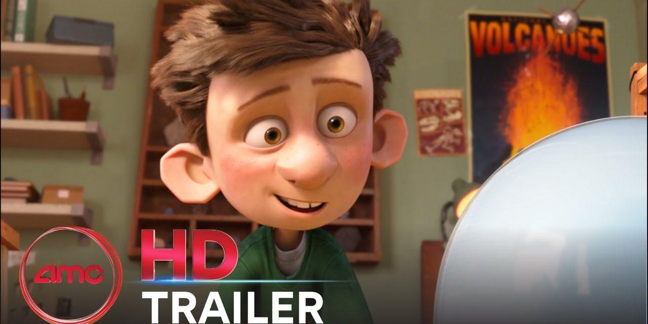 RON'S GONE WRONG – Debut Trailer (Zach Galifianakis, Jack Dylan Grazer) | AMC Theatres 2021