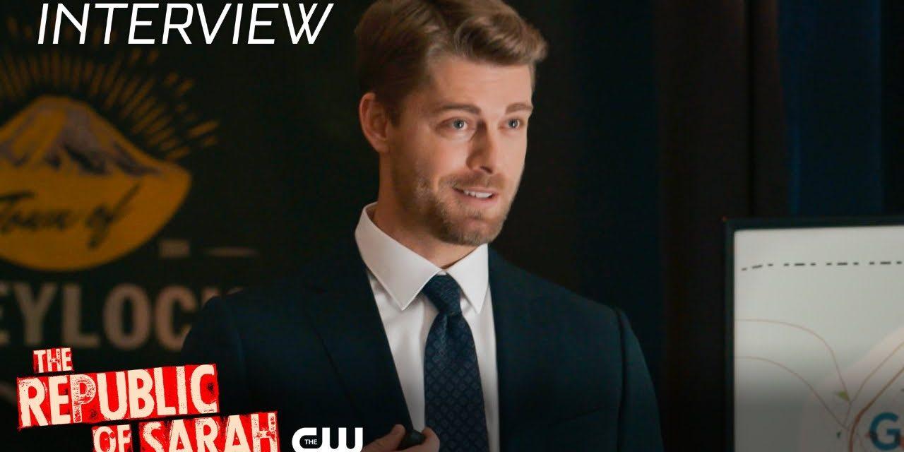 "The Republic of Sarah   Luke Mitchell ""Danny Cooper""   The CW"