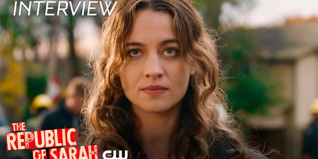 "The Republic of Sarah   Stella Baker ""Sarah Cooper""   The CW"