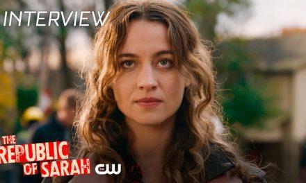 "The Republic of Sarah | Stella Baker ""Sarah Cooper"" | The CW"