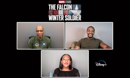 The Falcon and The Winter Soldier   A Conversation with Anthony Mackie & Gen. Charles Q. Brown, Jr.