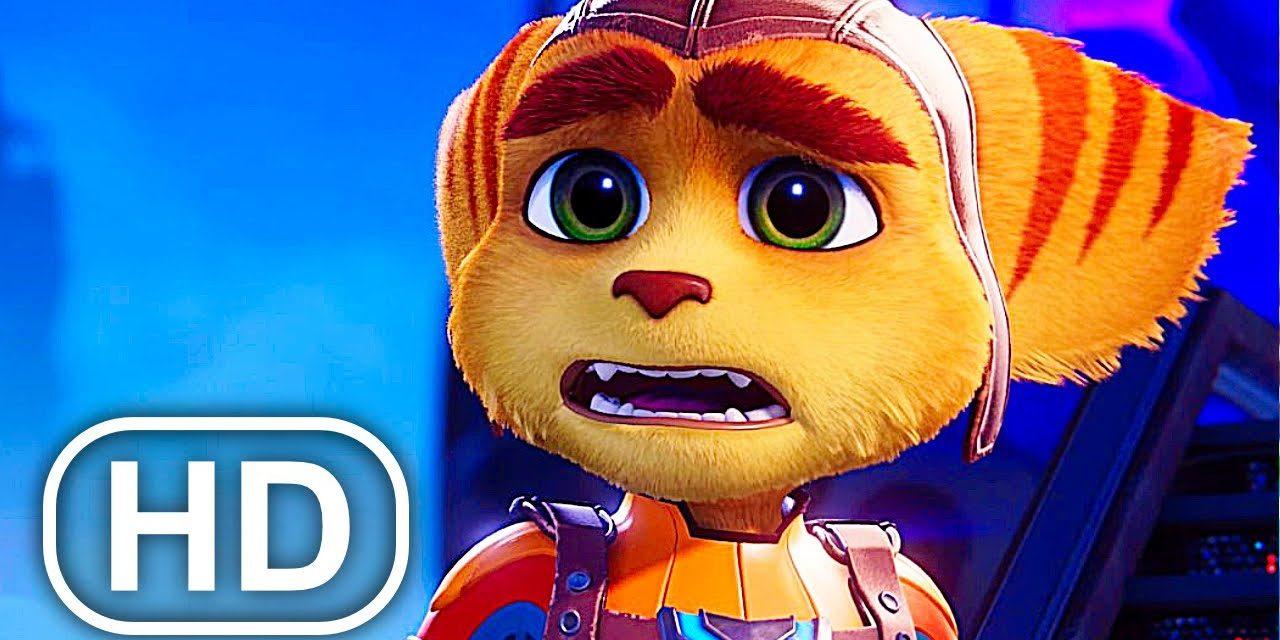RATCHET AND CLANK RIFT APART All Cutscenes Full Movie (2021) 4K ULTRA HD