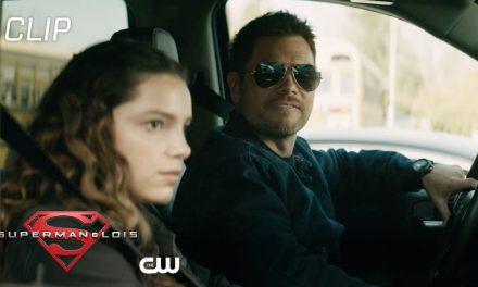 Superman & Lois | Season 1 Episode 9 | Mr. Cushing Thanks Jordan Scene | The CW
