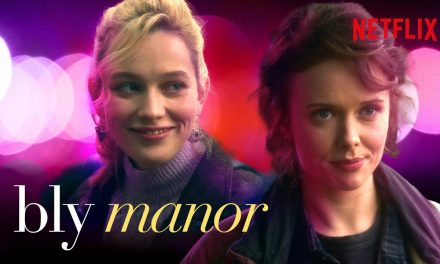 If The Haunting of Bly Manor Was a Romcom | Netflix