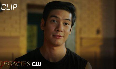 Legacies | Season 3 Episode 14 | Werewolf Basketball Scene | The CW