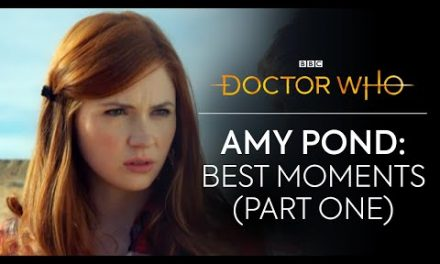 Amy Pond: Best Moments (Part One) | Doctor Who