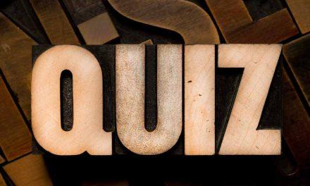 Weekly Health Quiz: Facebook, Fauci and Lab Origin