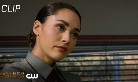 Walker | Season 1 Episode 13 | A Call From Ranger HQ Scene | The CW