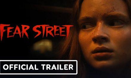 R.L. Stine's Fear Street: A Film Trilogy Event – Official Trailer (2021) Sadie Sink, Gillian Jacobs