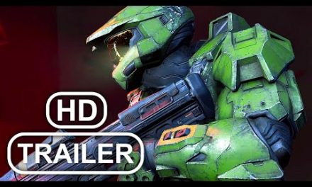 HALO INFINITE Story Trailer NEW (2021) 4K ULTRA HD Action