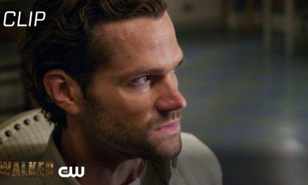 Walker | Season 1 Episode 13 | Walker's Past Catches Up Scene | The CW